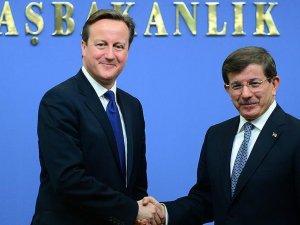 Başbakan Davutoğlu Birleşik Krallık'ı ziyaret edecek