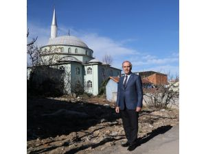 Altepe: Helvalıpınar Camii çevresini düzenleyeceğiz