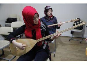 Geleceğin Müzisyenleri Yksm'de Yetişiyor