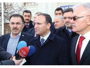 Adalet Bakanı Bekir Bozdağ: