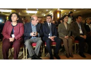 HDP Onursal Başkanı Tuncel'den Davutoğlu'na akademisyen tepkisi