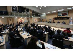 Büyükşehir Meclisi Terörü Kınadı