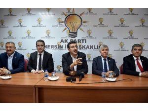 """Bakan Tüfenkci: """"İşsizliği Yüzde 5-6'ya Düşürmeyi Hedefliyoruz"""""""