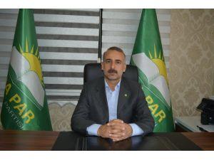 Hüda Par İl Başkanı Doğru'dan elektrik kesintisi tepkisi