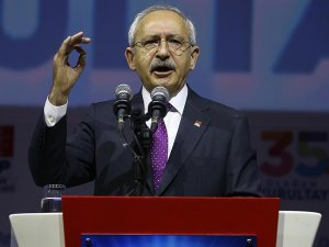CHP Genel Başkanı Kılıçdaroğlu: Terör bir insanlık suçudur