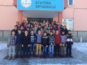 Atatürk Ortaokulu'ndan Büyük Başarı…