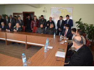 Niğde Milletvekili Kavaklıoğlu, Halkın Sorunlarını Dinledi