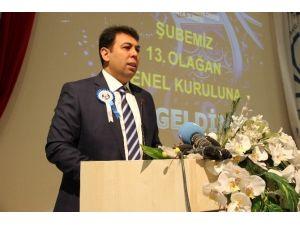 Mmo Konya Şubesi 13. Genel Kurul Toplantısı Yapıldı