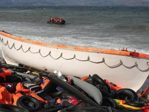 Ege Denizi'nde 7 ceset bulundu