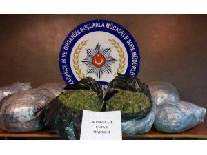 Şanlıurfa'da Çok Sayıda Uyuşturucu Madde Ve Kaçak Sigara Yakalandı