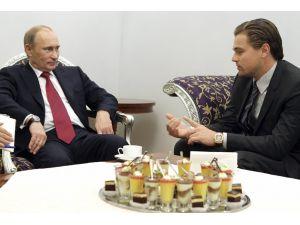 DiCaprio: Putin rolünü memnuniyetle oynarım