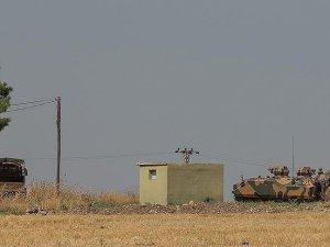 Suriye sınırında yabancı uyruklu 7 kişi yakalandı