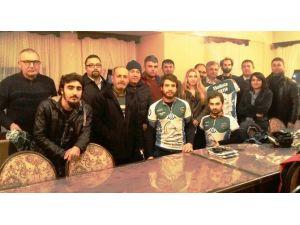 Bartın'da Bilgilendirme Toplantısı Yapıldı