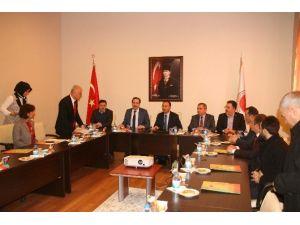 Adalet Bakanı Bekir Bozdağ, Bozok Üniversitesini Ziyaret Etti