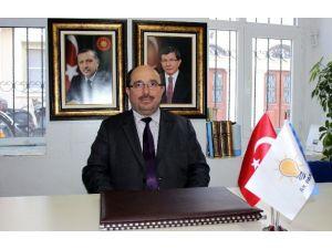 AK Parti Foça Teşkilatından Üye Harekatı