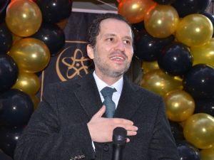 Prof. Dr. Necmettin Erbakan Vakfı Bilecik Şubesi Açıldı