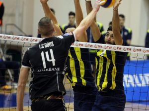Fenerbahçe: 2 - Halkbank: 3