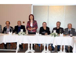Agc Başkanlık Adayı Şener, Projelerini Açıkladı