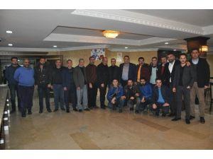 Gimtat'ın Yeni Yönetim Kurulu Basınla Bir Araya Geldi