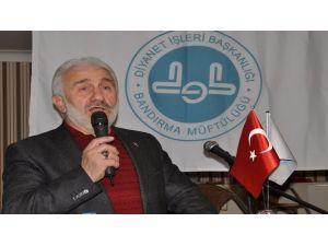 Bandırma'da Hac Ön Kayıtları Başlıyor