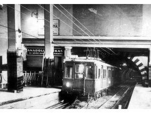 Dünyanın İlk Yeraltı Metrosu Tünel 141. Yaşını Kutluyor