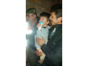3 yaşındaki Mehmet Mert bulundu