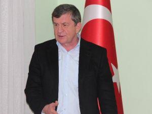 AK Parti Sürmene İlçe Teşkilatı Ocak Ayı Danışma Meclisi Toplantısı