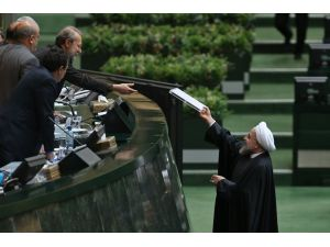 Ruhani: Tarihimizde altın bir sayfa açtık