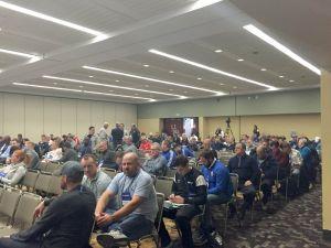 Terim'in ABD'deki NSCAA Kongresi ziyareti devam ediyor