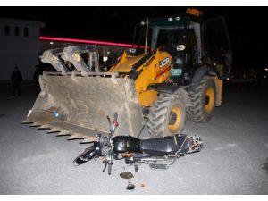 Sakarya'da Trafik Kazası: 1 Ağır Yaralı