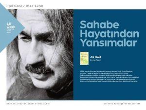 AKM, Yazar Ali Ural'ı Ağırlayacak