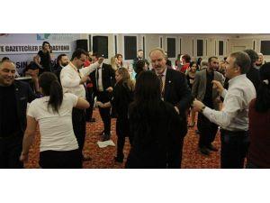 Kocaeli'de Gazeteciler Stres Attı