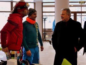 Ergan Dağı Kayak Merkezi Tüm Kayak Severlerin Ve Ziyaretçilerinin Akınına Uğruyor