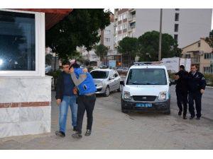 Ortaca'da Mazot Hırsızlığına Tutuklama