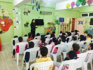 Anaokulu Öğrencilerine Çevre Eğitimi Verildi
