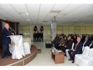Türkav Mersin Şubesi İstişare Toplantısı Yapıldı