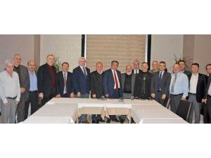 Ahşap Sanayicileri Derneği ilk olağan genel kurulunu Ankara'da yaptı