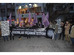 Eskişehir'de 378 Kadın Anıldı