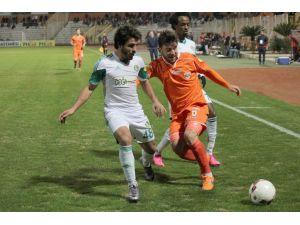 Adanaspor: 3 - Şanlıurfaspor: 2