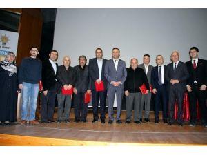 AK Parti Ürgüp İlçe Danışma Meclis Toplantısı Yapıldı