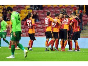 Galatasaray, Akhisar Deplasmanında