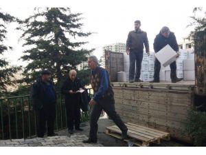 Mardin'de Terör Mağdurlarına Yardım