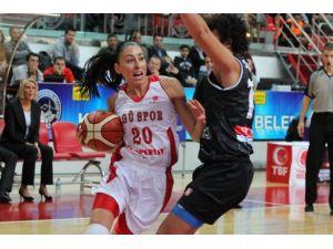 AGÜ Spor, Girona Karşısında