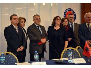 Arnavutluk Ulusal Gıda Kurumu Uzmanlarına Tehlike Analizi Ve Kritik Kontrol Noktaları Eğitimi