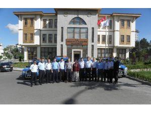Pursaklar Zabıtası 2015 Yılı Faaliyet Raporunu Açıkladı