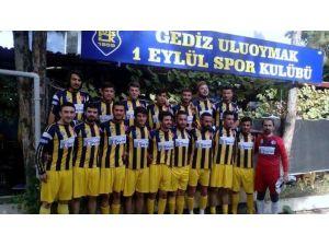 Uluoymak 1 Eylülspor İle Emetspor Play-off'ta