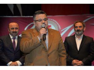 Ömer Döngeloğlu Ve Dursun Ali Erzincanlı Bilecik'te