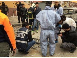 Kilis'teki Patlama: 1 Ölü, 2 Yaralı