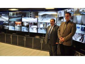 Bitlis Eren Üniversitesi (BEÜ) 400 kamera ile gözlenecek