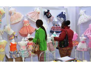 Bebek ve çocuk fuarına 44 ülkeden 24 bin ziyaretçi geldi